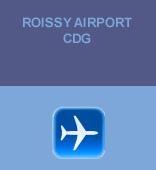 Roissy airport transfers